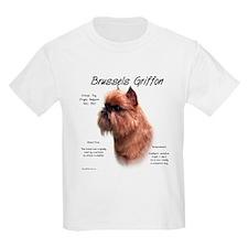Rough Brussels Griffon T-Shirt