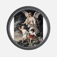 Berhard Plockhorst - Guardian Angel - 19th Century