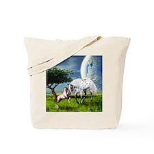 Horses Love Forever Tote Bag
