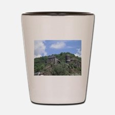 Castle Ruins Shot Glass