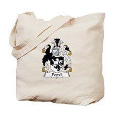 Powell (Wales) Tote Bag
