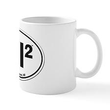 Mackinac Island Sticker Mug