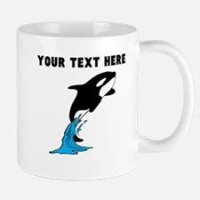 Custom Killer Whale Mugs