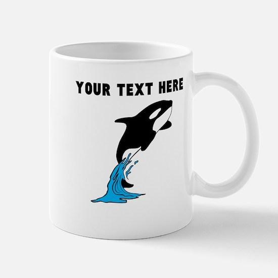 Custom Killer Whale Mugs