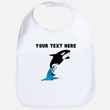 Custom Killer Whale Bib