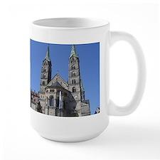 Catherdral at Bamberg Germany Mugs