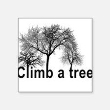 climb a tree Sticker