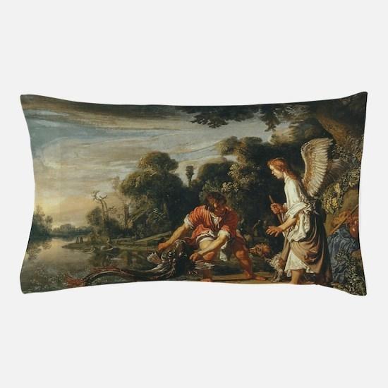 Pieter Lastman - Tobias Catches the Fish - 1613 -
