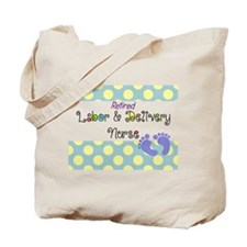 LD nurse 4 Tote Bag