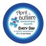 Autism Car Magnets