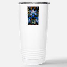 Beautiful Monogrammed Travel Mug