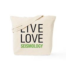 Seismology Tote Bag