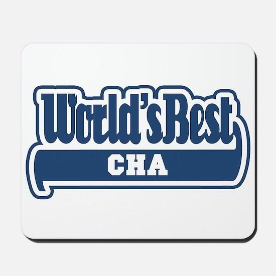 WB Dad [Vietnamese] Mousepad