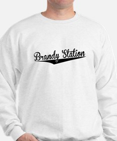 Brandy Station, Retro, Sweater