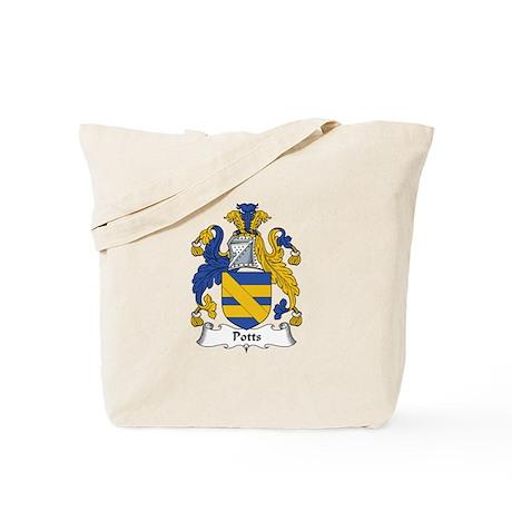Potts Tote Bag