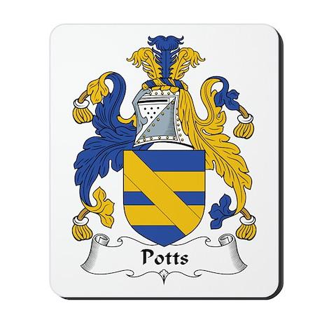 Potts Mousepad