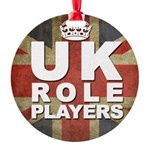 UK Role Players Ornament