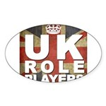 UK Role Players Sticker