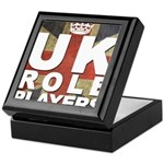 UK Role Players Keepsake Box