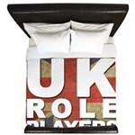 UK Role Players King Duvet