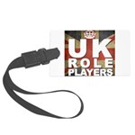 UK Role Players Luggage Tag
