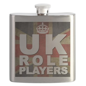 UK Role Players Flask