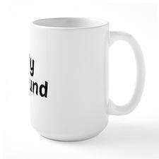 I Heart My Foxhound Mug