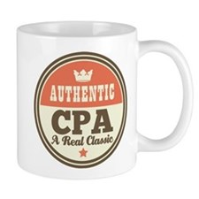 Authentic CPA Mug