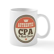 Authentic CPA Small Mug