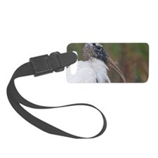 Woodstork Luggage Tag