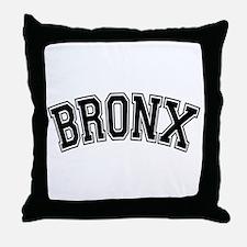 BRONX, NYC Throw Pillow