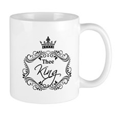 THEE KING Mug