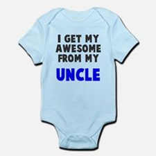 Awesome From Uncle Body Suit