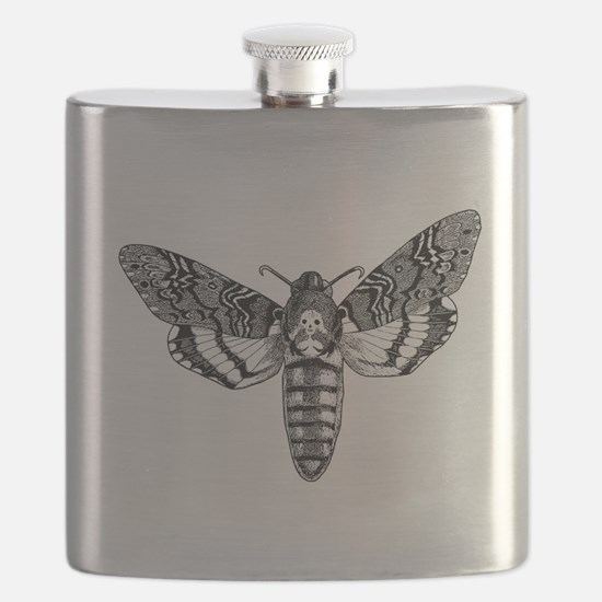 Deaths-head Hawkmoth Flask
