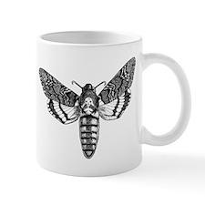 Deaths-head Hawkmoth Mugs