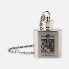 Poster of player Paris-Saint Germai Flask Necklace