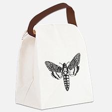 Deaths-head Hawkmoth Canvas Lunch Bag