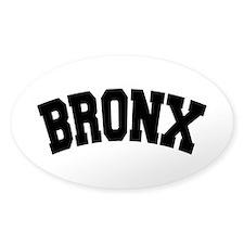 BRONX Decal