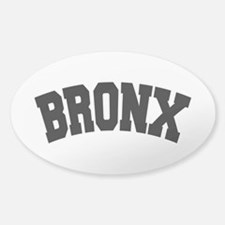 BRONX, NYC Sticker (Oval)