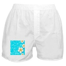 Tropical Ocean Boxer Shorts