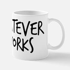Whatever Works Mug