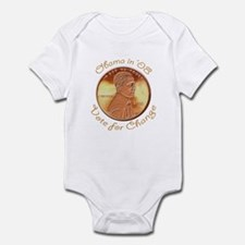 Obama Penny Infant Bodysuit
