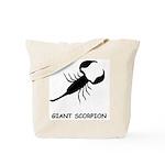 Giant Scorpion Tote Bag