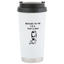BUSINESS Travel Mug