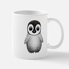 Cute Baby Penguin Mugs
