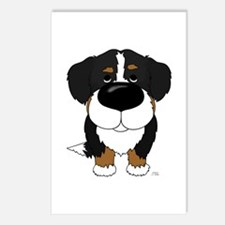 Big Nose Berner Postcards (Package of 8)