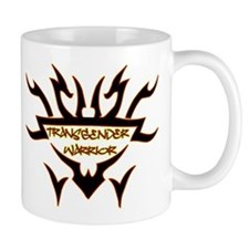transgender warrior tribal Mug