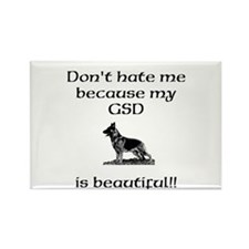 Dont hate...GSD Magnets
