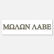molonlabe Bumper Bumper Bumper Sticker