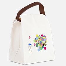 Graduate! Canvas Lunch Bag